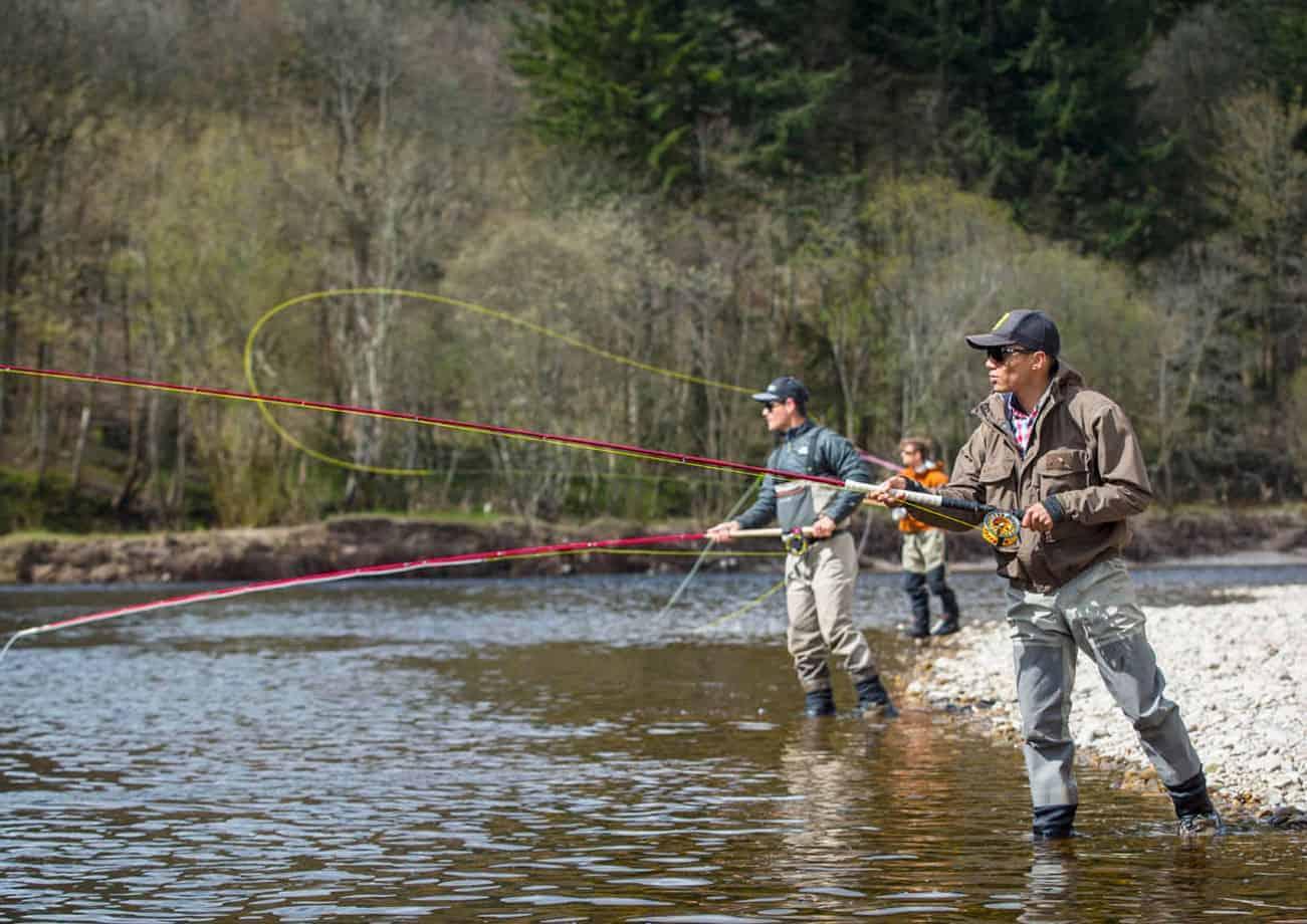 , Where the Salmon Run