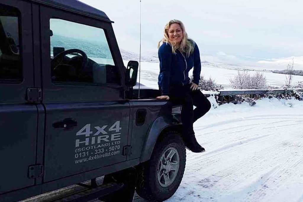 Land Rover Defenders Hire Scotland, Highland Defenders