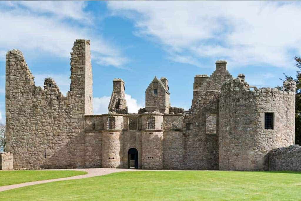 , Tolquhon Castle