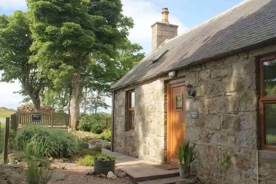 , Ardmiddle Mains Cottages