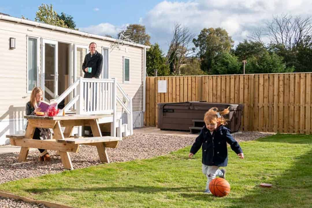 , Deeside Holiday Park