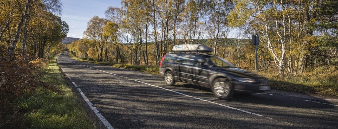 Driving the North East 250. Advice for Drivers
