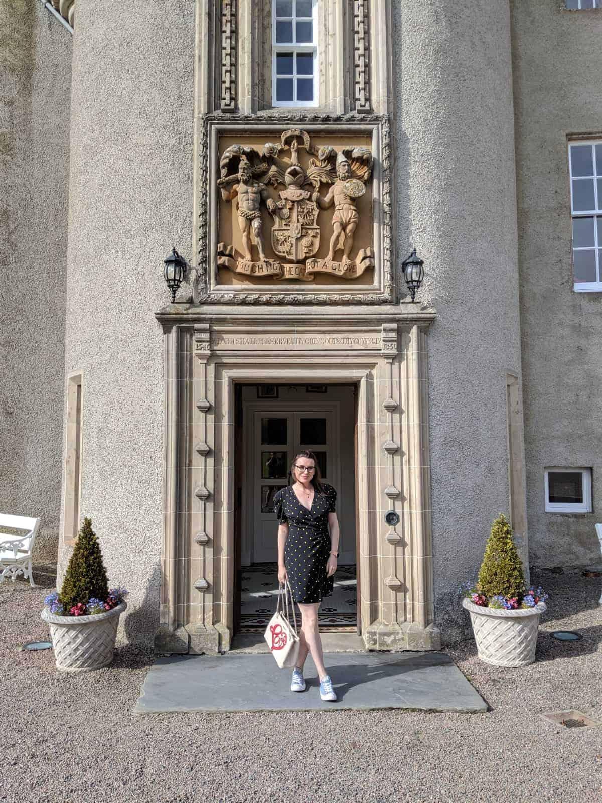 Visiting Ballindalloch Castle, A visit to Ballindalloch Castle