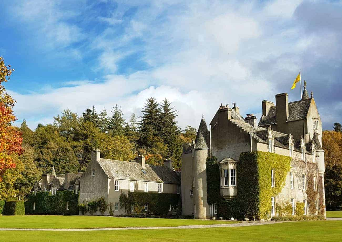 Ballindalloch Castle and Gardens, North East 250