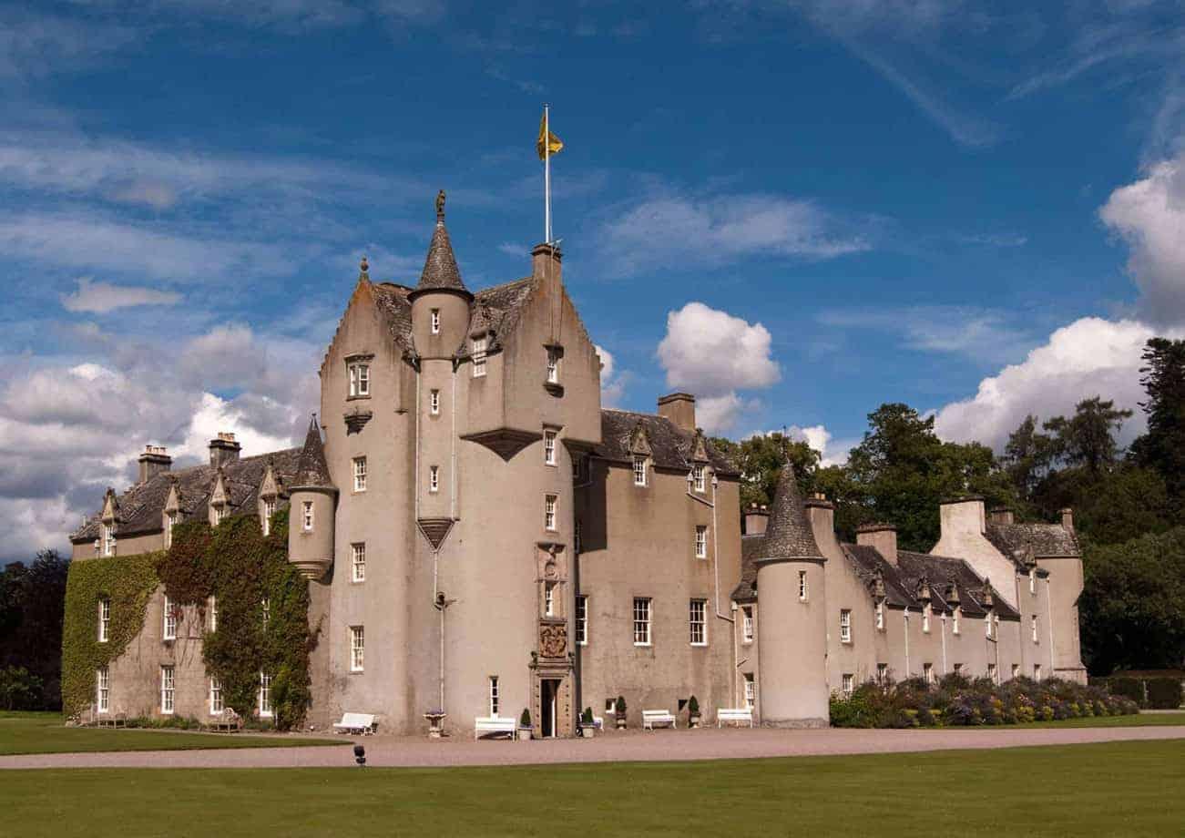 , A visit to Ballindalloch Castle