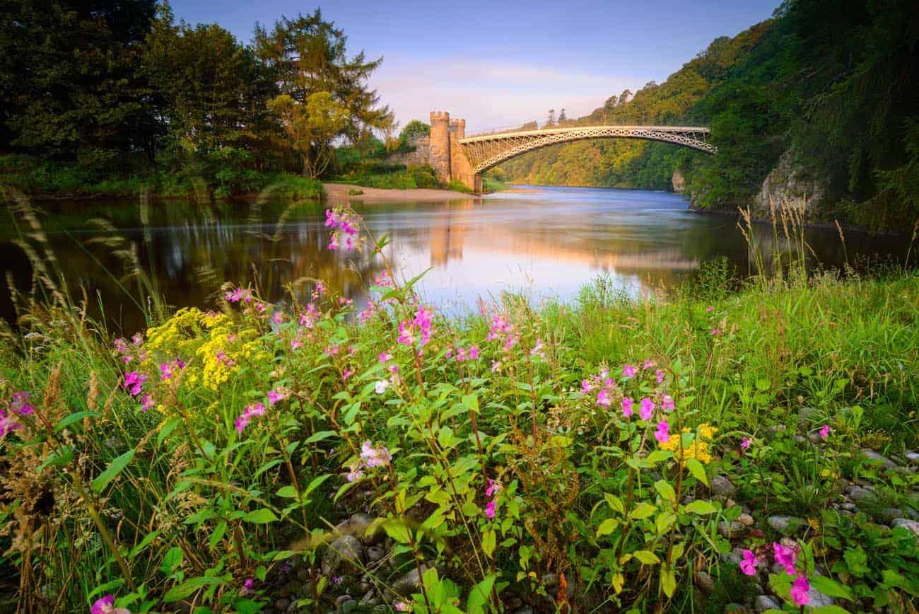 The Telford Bridge