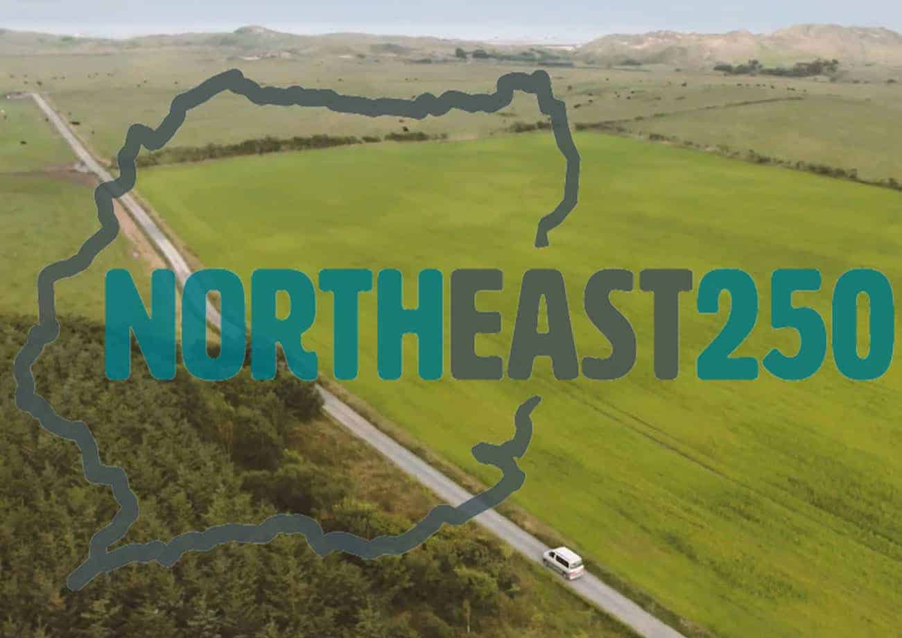 Scottish Road Trip, Welcome to the North East 250