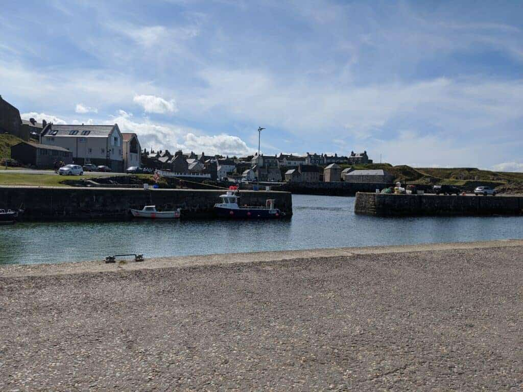 , Portsoy in a Pandemic