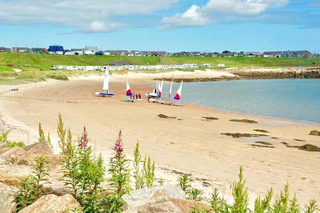Peterhead Marina Bay Holiday Park
