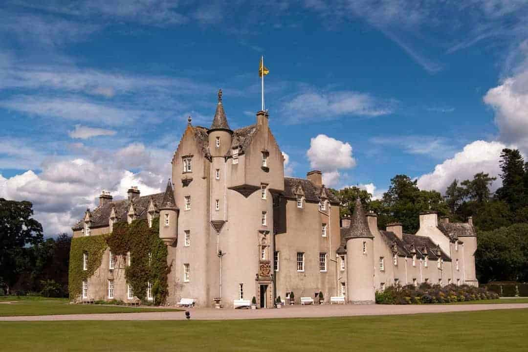 , The New Normal – Ballindalloch Castle.
