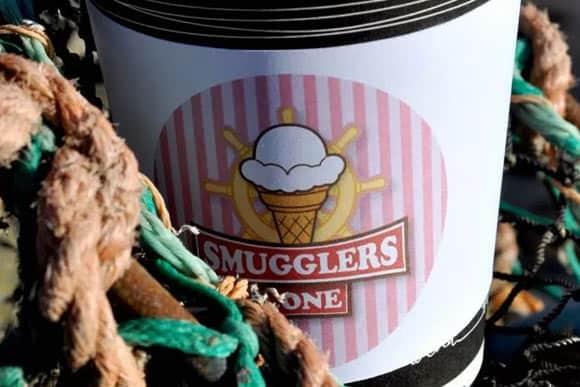, Smugglers Cone Ice Cream Parlour